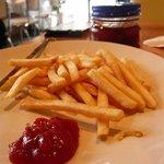 ブッチャーズテーブル - ポテトとケチャップ