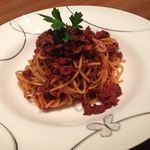 ジャルディーノ - 牛肉のボロネーゼ
