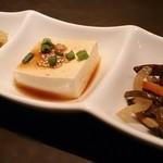くるみ屋dining - 前菜(ランチセット)