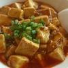 栄児 家庭料理 - 料理写真:麻婆豆腐