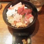 若狭家 - 2011.10 お値打ち丼¥390-
