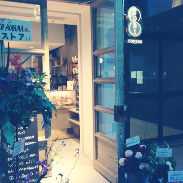 コビ コーヒー アオヤマ