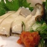 ぼうず - 隠岐の牡蠣…ミルキー