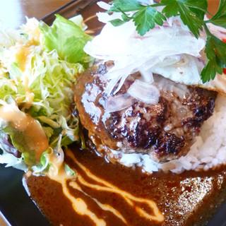 イースト・コースト - 料理写真:ロコモコ