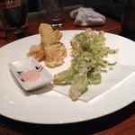 26104057 - 季節の野菜の天ぷら