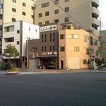 こんぶの岩崎 - お店外観