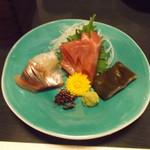 食楽魚一 - コース2 刺身