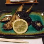 食楽魚一 - コース3 干物