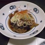 食楽魚一 - コース4 牛すじ煮