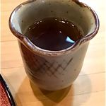 日本料理 櫻川 - 焙じ茶