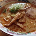 未知の駅・麺どう菜 - 料理写真:
