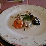 テリーヌ・フレンチレストラン - すすきホワイトソースかけ