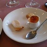 テリーヌ・フレンチレストラン - 茶菓子