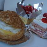 果楽里 - 料理写真:ケーキケーキ!!