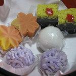 觜崎屋 - 生菓子
