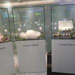 ル・グラン・シャリオ - 結婚式用のお菓子の展示