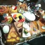 ル・グラン・シャリオ - ケーキのサンプル