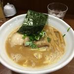 ドッグハウス - ラーメン750円味玉ランチで50円