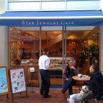 STAR JEWELRY CAFE - 外観
