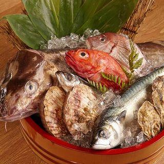 【八幡浜漁港直送】鮮度抜群の魚介類
