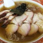 26178506 - チャーシュー麺