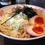 太平楽 - 2014/4/11油そば大650円ありあり味玉