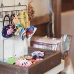 古民家カフェ&バル saburo36 - 店内にて雑貨も販売していますよ。