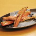 紅鮭ハラス定食