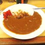 味の店双葉 - 料理写真:カレーライス