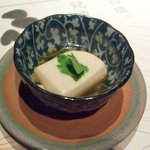 ころころ亭 - 胡麻豆腐
