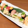 菜香良志 - 料理写真:≪寿司盛り合わせ≫並と上がございます。一貫からご注文可能です。