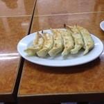 石狩亭 - 餃子