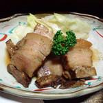 いづみ - 豚の角煮【'14.3月】