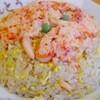 ちんとう - 料理写真:カニ炒飯