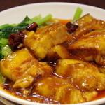 景徳鎮 - 麻辣焼烤肉