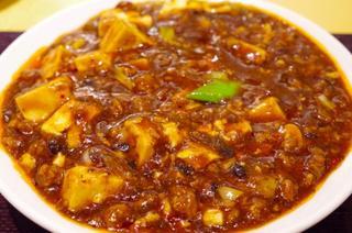 中国料理 翠海 - 麻婆豆腐