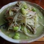 あづま食堂 - 料理写真:高根沢ちゃんぽん