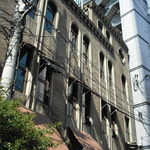 里山カフェ - アールの窓