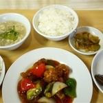 ほんこん中華料理 - 選べるランチセット