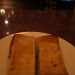 bar tank - ブロッコリーとツナのホットサンド