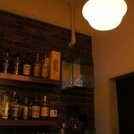 bar tank - 落ち着ける雰囲気の店内