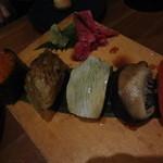 26209559 - 野菜のお寿司