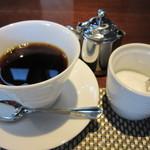 ルセット - ランチの08コーヒー