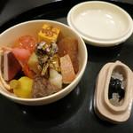 櫻川 - 正月らしい祝い肴