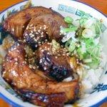 巨泉 - 巨泉 焼豚丼
