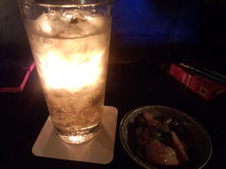 フォニックフープ - バーボンソーダ割