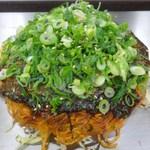 たむちゃん - 辛麺+ネギかけ