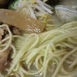 26213133 - ストレート麺とメンマ