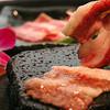 琉球和牛の溶岩焼き