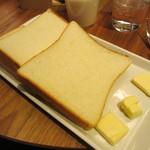 セントル ザ・ベーカリー - 食パン3種類+バターセット